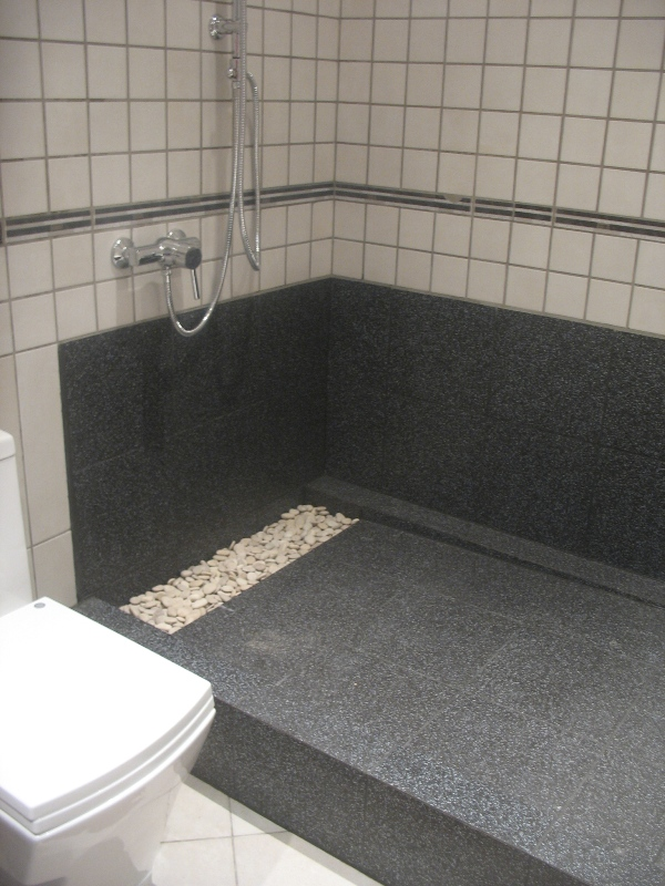 Duša, vannas istaba, vanna, dušas paliknis