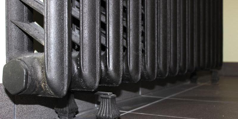 Čuguna radiatoru atjaunošana
