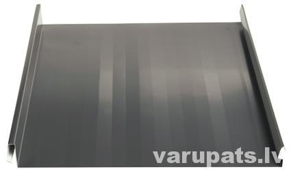 Valcprofils, metāla jumta savienojums