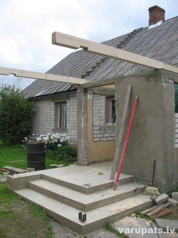 jumta konstrukcijas