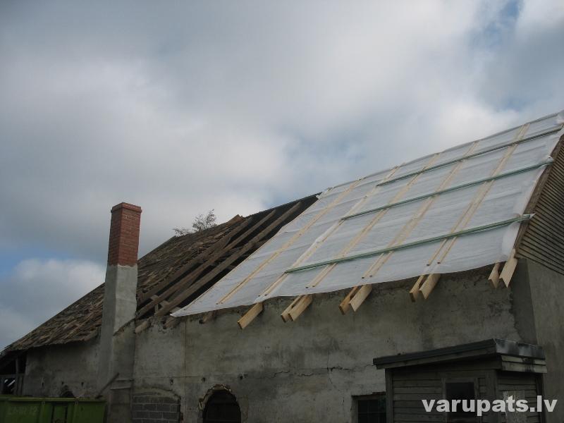 jumta plēve