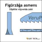 Slīpētie viļņveida zobi