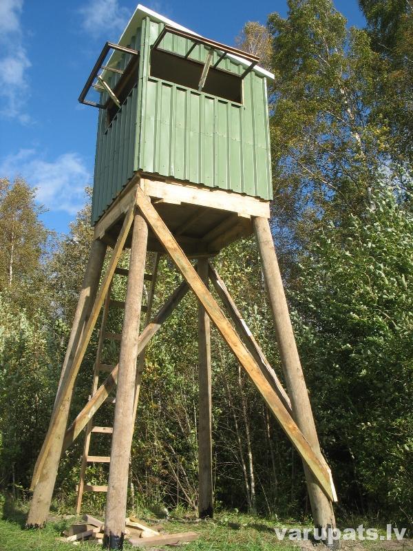 mednieku tornis