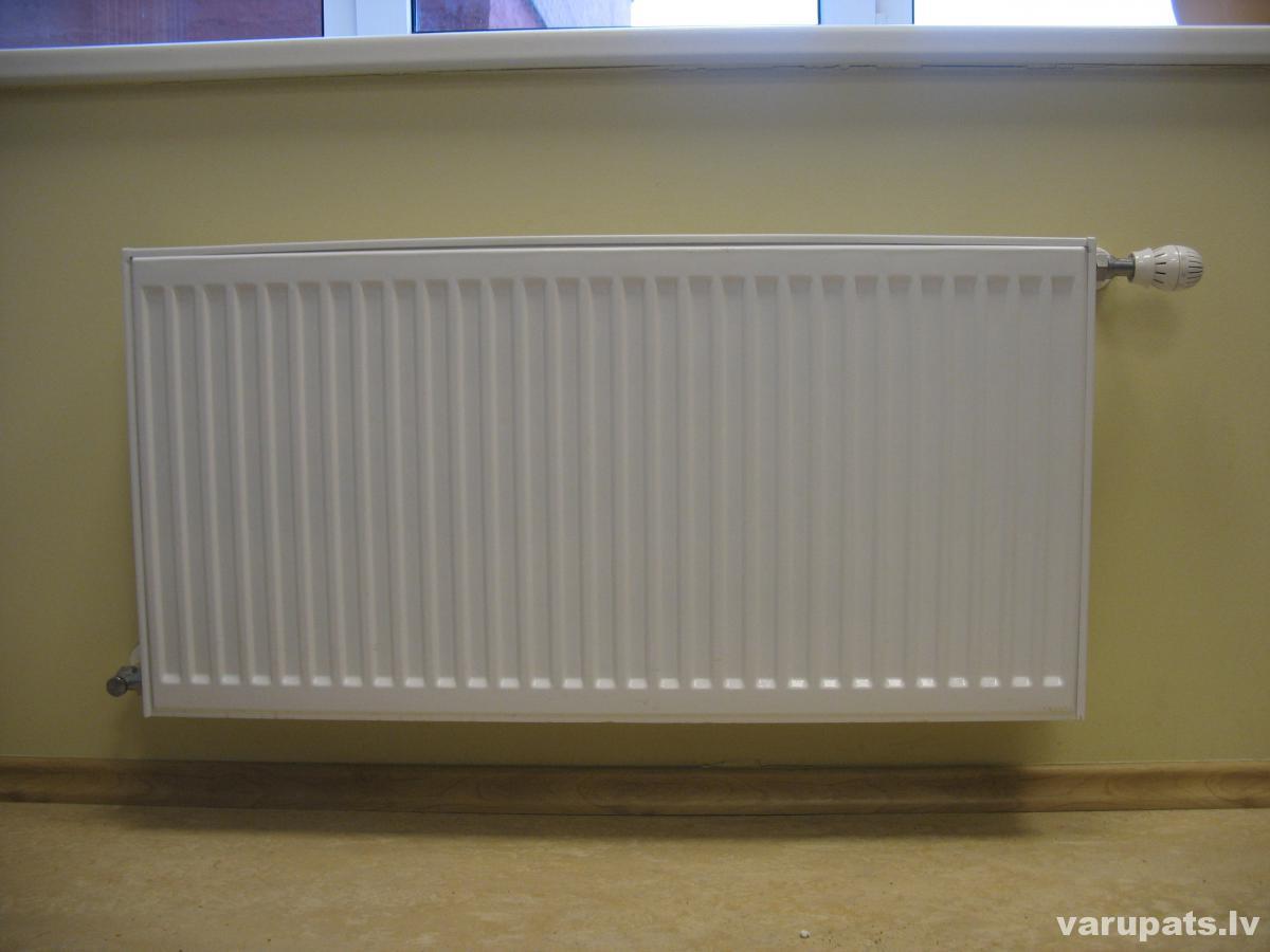 Kā atgaisot un noņemt radiatoru