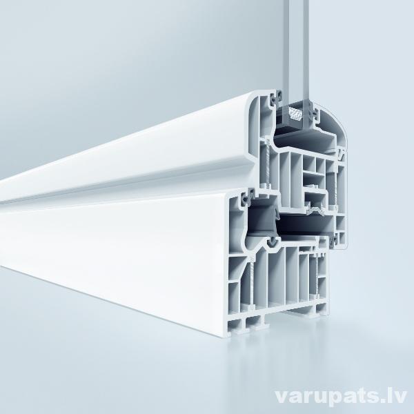 Logi PVC,8-kameru logs,kļūdas