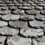 Akmens (dabīgais šīfers) jumts