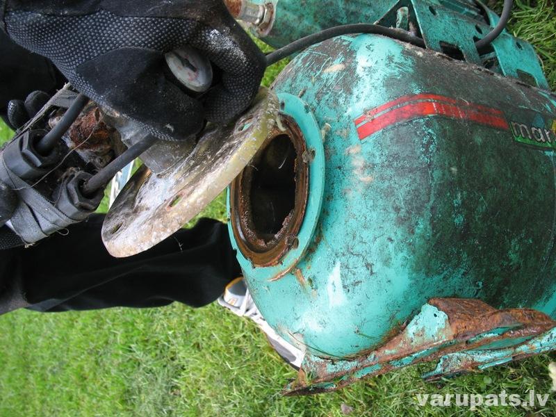 Ūdens sūkņa remonts