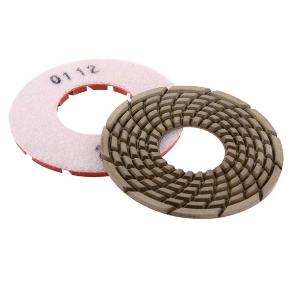 Dimanta pulvera pulēšanas disks