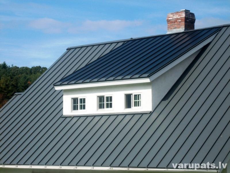 dakstinu imitacija jumta segums