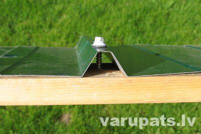 Metāla jumta segums