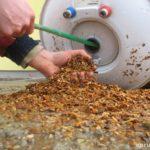 Elektriskā boilera tīrīšana un sildelementa nomaiņa