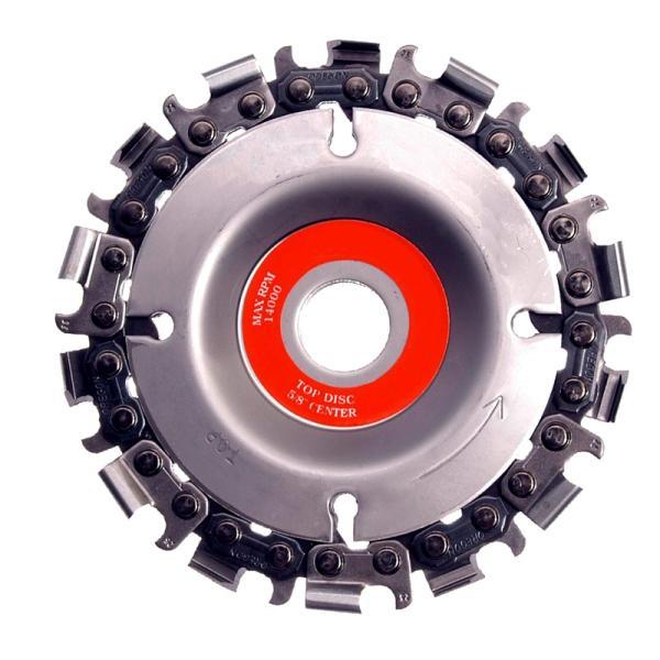 Ķēdes griešanas disks