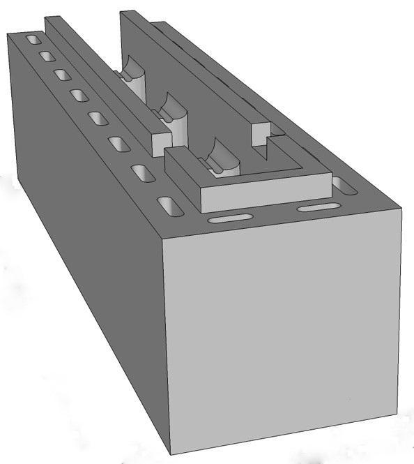 termobloki 320, putoplasta veidņi 320, sienu veidņi