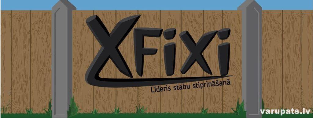 xfixi stabu stiprinasanas tehnoloģija