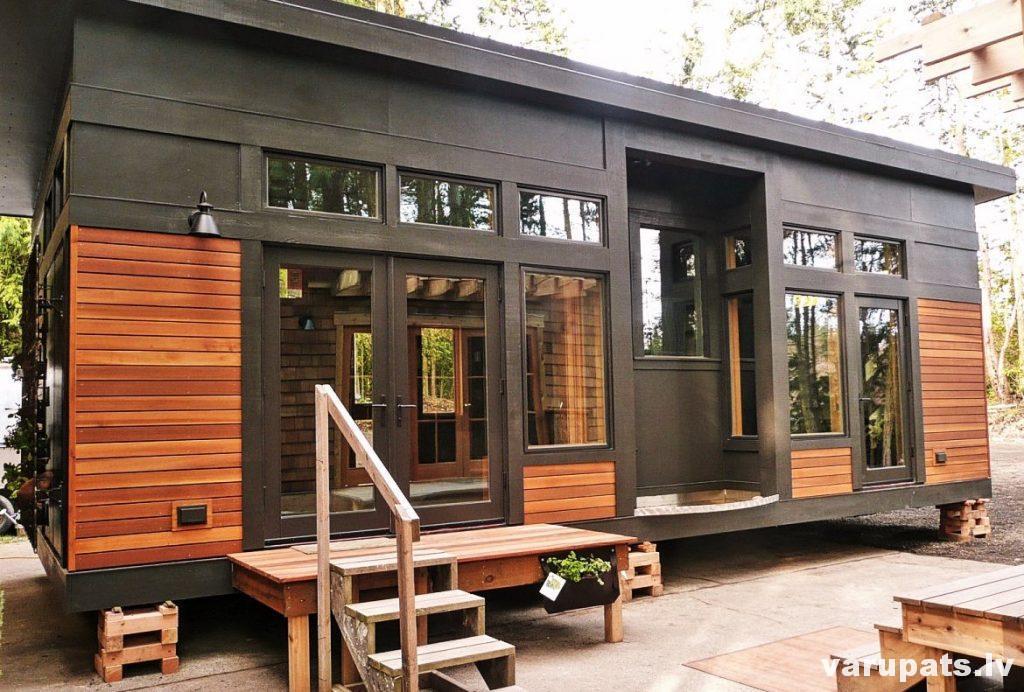maza māja, mazas mājas projekts, mazas mājas pamati, maza mājas būvniecība