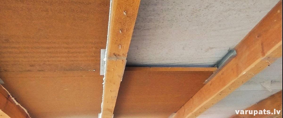 pretvēja plāksnes jumtā, jumta pretvēja plāksnes, plāksne pretvēja jumta konstrukcijā, pretvēja plākšņu montāža