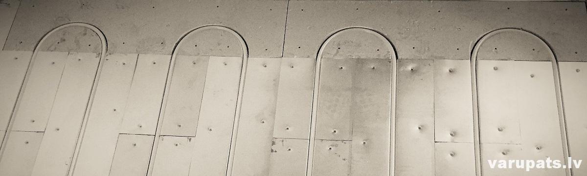 siltas gridas caurlu montaza, siltas gridas caurules, caurules siltajai gridai, siltas gridas aluminija termoplaknes