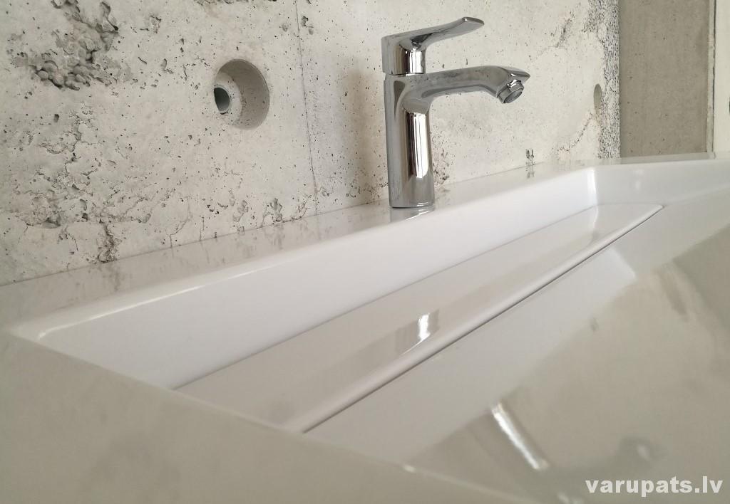 vannasistabas izlietne balta, dubultā vannasistabas izlietne, franču keramikas vannasistabas izlietne, 1000mm vannasistabas izlietne, gara izlietne vannasistabai