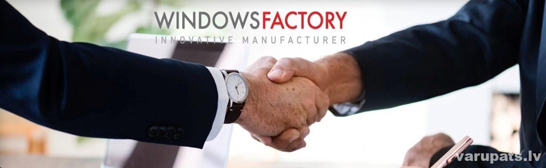 windows factory, latvijas logu razotne windows factory, windows factory logi, windows factory filiales